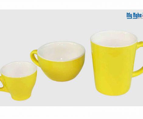 Bộ ly uống cafe máy MNV-LS008