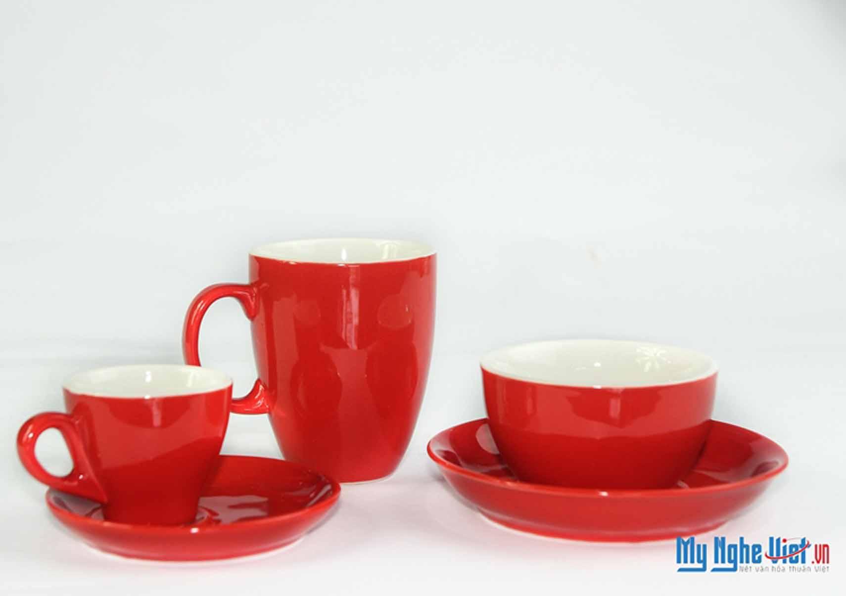 Bộ ly uống cafe máy MNV-LS017