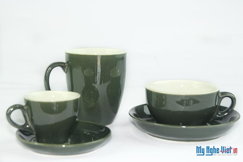 Bộ ly uống cafe máy MNV-LS021
