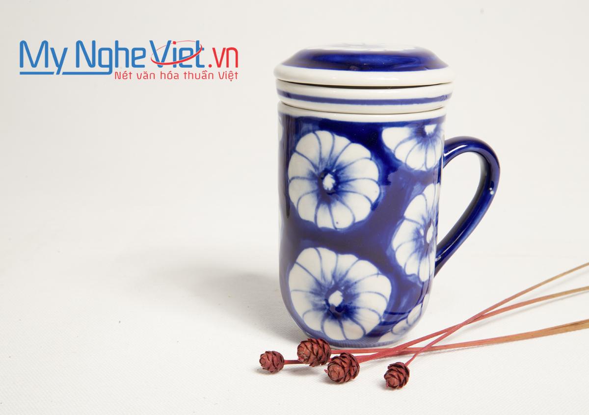 Ly lọc trà hoa cúc MNV-PTCX03